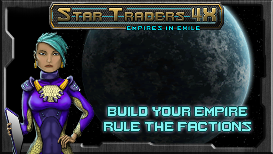 Star Traders 4X Empires Released on Mac