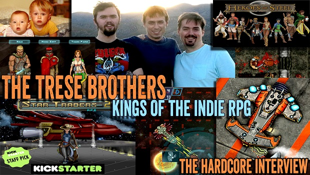 HardcoreDroid Interviews Trese Brothers